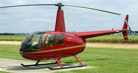 Fleet - Helicopter R44