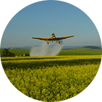 Planes - Aerial application - Spraying