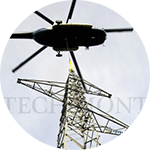 Helicopters - Power lines