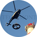 Helicopters - Chimney dampers, tops and flaps