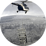 Helicopters - Towers, briges and pipes