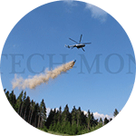 Helicopters - Agricultural spraying and dusting