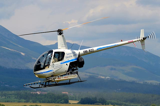 Helicopter R22 BETA II